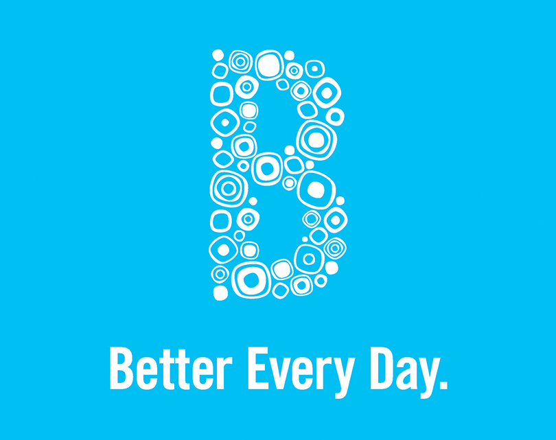 Well-Being Better Every Day Logo