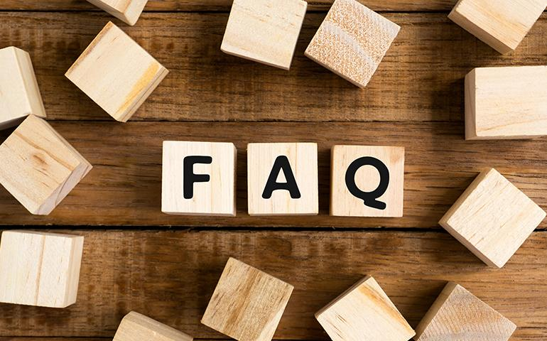 FAQs Blocks